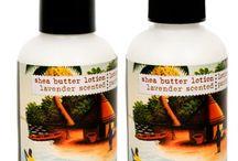 Organic Shea Butter Lotion