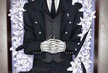 Black Butler ~❤️ ( 黒執事 )