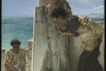 Alma -- Tadema Lawrence