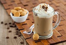 Make a glass of iced coffee / You do not make a cup of hot coffee and wait for it to cool down or chill it in the freezer to make a glass of iced coffee. http://bit.ly/1PIjRfdaa