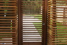Delray Fencing Details / by Waterfalls Fountains & Gardens Inc.