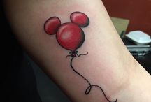 Tetování disney