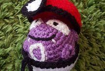 pokemon a crochet