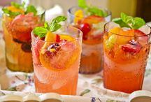 Lucious Libations / Yummy drinks - some with liquor, some not... / by Cheri Rowden