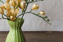Craft paper - plants