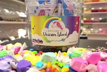 Magical Unicorns and Candy Fun