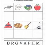 Letter Sounds / Lots of free worksheets and activities to help children learn the sounds the letters make.