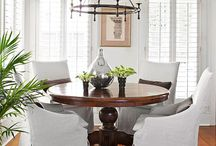 Home Ideas - Dining / Places to eat in the home