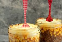 Cooking/Dinners in a jar