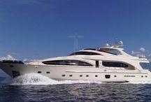 MERVE / #motoryacht, #yacht, #bluevoyage, #yachtcharter, www.cnlyacht.com