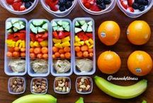 healthy meal preparations