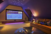 Cinema room/snug