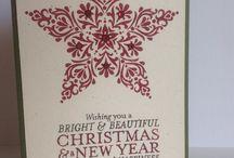 Karten Weihnachten