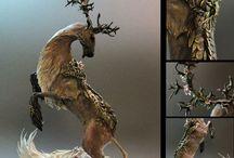 Fantasy / Créatures fantastiques
