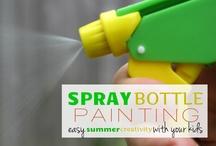 Summer Activities / Fun activities to do in the summertime!