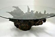 Mesa redonda vidro