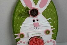 Stampin' Up! - Easter fun / Paper crafting cards and holiday decor created using Stampin Up products which can be ordered through me at www.stampingwithsandi.com / by Sandi MacIver  - Stampin Up - Stamping with Sandi