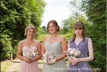 All about the Bridesmaids / These young ladies look just absolutely wonderful on that lovely day ata the Holt Fleet wedding venue.