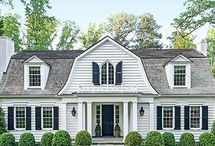 Exterior Architecture / by Chelsea L. Allard (Liddelle Interiors)