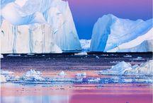 Nature · Icebergs