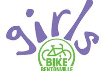 Girls Bike Bentonville / The place to find great photos of our group rides and local events