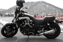 Vmax / My motorbike
