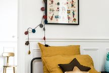 Vintage Style Kids Rooms