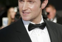 "RA Love / Richard Armitage - 6' 3"" beautiful Brit, with mesmerizing eyes and that voice! / by Tracy Beane"