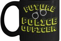 police officer coffee mug gifts