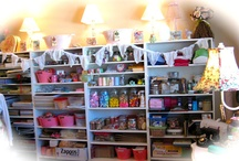 Organization / by Andrea Haywood at Opulent Cottage