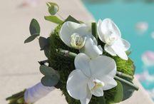 bouquets de mariee