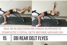ćwiczenia_ fit kobieta