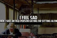Things that make me sad