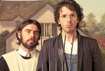 Flight of the Conchords / An amazingly hilarious band from New Zealand