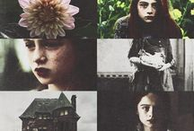 miss peregrine's home for peculiar children❀