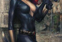 ◇Heroines◇ Black Widow