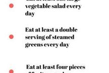 Healthy eating tips