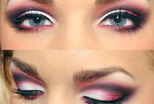 Makeup... / by Bre Fettkether