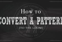 Loom Knit - Tutorials