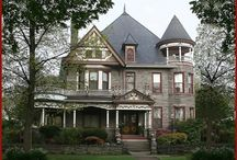 Beautiful Old Houses I Will Never Live In / .... but will always dreams about. / by Cheryl Latsch