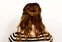 What to do with my hair... / by Samantha Ollstein