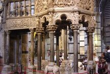 Джованни Пизано. / Джованни Пизано — итальянский скульптор и архитектор. Сын и ученик Никколо Пизано, один из деятелей Проторенессанса, он стал гораздо более известным скульптором, чем его отец. Википедия