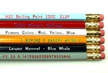 My love affair with Pencils / by Joshua Seabolt
