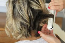 How to beach wave curl your hair