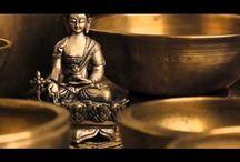 Tibetian singing bowl