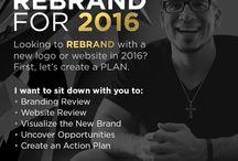 Rebrand for 2016