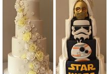 Star Wars Weddings / Ideas for create a geeky wedding inspired on Star Wars :)