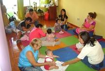 Nosotros/Us / Estimulación Temprana para niños de 0-3 años .Early Development for childrem from 0 to 3 years old. / by Estimulación Temprana Mundo YoSoy