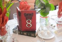 свадебные номерки столов