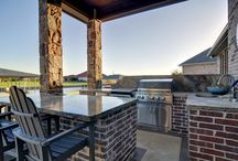 Couto Homes- Outdoor Living / Couto Homes offer fabulous outdoor living options.